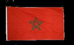 Drapeau Maroc - 150 x 250 cm