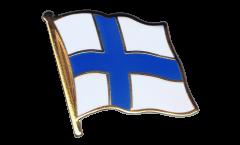 Pin's (épinglette) Drapeau Finlande - 2 x 2 cm