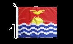 Drapeau pour bateau Kiribati - 30 x 40 cm