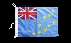 Drapeau pour bateau Tuvalu - 30 x 40 cm