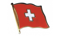 Pin's (épinglette) Drapeau Suisse - 2 x 2 cm