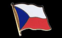 Pin's (épinglette) Drapeau République Tchèquie - 2 x 2 cm