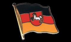 Pin's (épinglette) Drapeau Allemagne Basse-Saxe - 2 x 2 cm