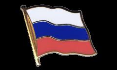 Pin's (épinglette) Drapeau Russie - 2 x 2 cm