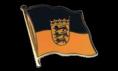 Pin's (épinglette) Drapeau Allemagne Bade-Wurtemberg - 2 x 2 cm