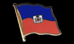 Pin's (épinglette) Drapeau Haiti - 2 x 2 cm