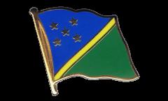Pin's (épinglette) Drapeau Îles Salomon - 2 x 2 cm
