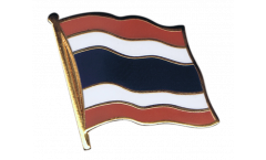 Pin's (épinglette) Drapeau Thaïlande - 2 x 2 cm