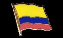 Pin's (épinglette) Drapeau Colombie - 2 x 2 cm