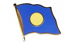 Pin's (épinglette) Drapeau République des Palaos - 2 x 2 cm