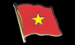 Pin's (épinglette) Drapeau Viêt Nam Vietnam - 2 x 2 cm