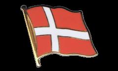 Pin's (épinglette) Drapeau Danemark - 2 x 2 cm