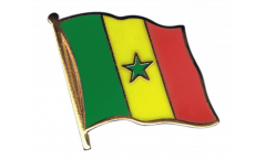 Pin's (épinglette) Drapeau Sénégal - 2 x 2 cm