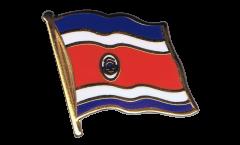 Pin's (épinglette) Drapeau Costa Rica - 2 x 2 cm
