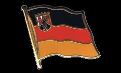 Pin's (épinglette) Drapeau Allemagne Rhénanie-Palatinat - 2 x 2 cm