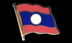 Pin's (épinglette) Drapeau Laos - 2 x 2 cm