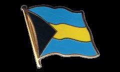 Pin's (épinglette) Drapeau Bahamas - 2 x 2 cm
