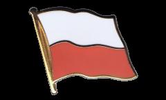 Pin's (épinglette) Drapeau Pologne - 2 x 2 cm