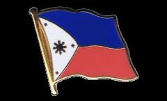 Pin's (épinglette) Drapeau Philippines - 2 x 2 cm