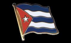 Pin's (épinglette) Drapeau Cuba - 2 x 2 cm
