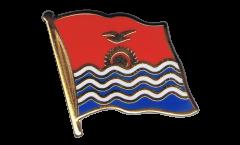 Pin's (épinglette) Drapeau Kiribati - 2 x 2 cm