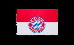 Drapeau FC Bayern München Logo - 100 x 150 cm