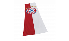 Drapeau FC Bayern München Logo XL - 150 x 400 cm