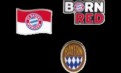Pin`s (épinglette) FC Bayern München - pack de 3