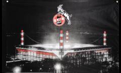 Drapeau 1. FC Köln Stadion - 90 x 140 cm