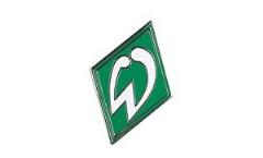 Pin`s (épinglette) Werder Bremen Raute  - 2 x 2 cm