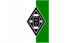 Drapeau Borussia Mönchengladbach  - 150 x 250 cm