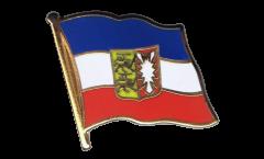 Pin's (épinglette) Drapeau Allemagne Schleswig-Holstein - 2 x 2 cm