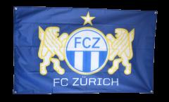 Drapeau FC Zürich - 90 x 140 cm