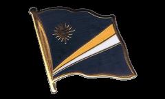 Pin's (épinglette) Drapeau Îles Marshall - 2 x 2 cm