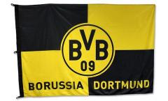 Drapeau Borussia Dortmund Carreau - 120 x 180 cm