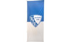 Drapeau VfL Bochum Logo - 400 x 150 cm