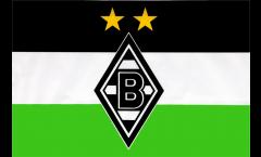 Drapeau Borussia Mönchengladbach Logo - 100 x 150 cm