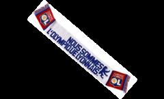 Écharpe Olympique Lyonnais - 130 cm