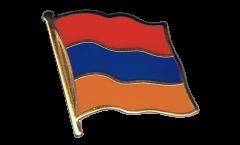 Pin's (épinglette) Drapeau Arménie - 2 x 2 cm