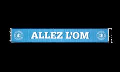 Écharpe Olympique Marseille ALLEZ L'OM - 130 cm