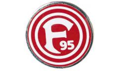 Pin`s (épinglette) Fortuna Düsseldorf Logo - 1.5 x 1.5 cm