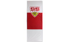 Drapeau VfB Stuttgart Wappen - 150 x 400 cm