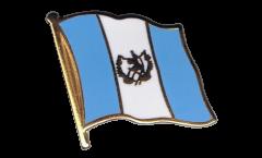 Pin's (épinglette) Drapeau Guatemala - 2 x 2 cm