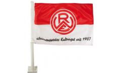 Drapeau pour voiture Rot-Weiss Essen  - 30 x 45 cm