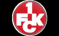 Pin`s (épinglette) 1. FC Kaiserslautern Logo - 1.5 x 1.5 cm