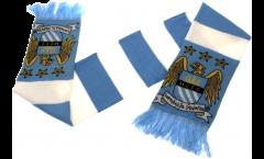 Écharpe Manchester City - 17 x 150 cm