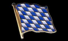 Pin's (épinglette) Drapeau Allemagne Baviére sans blason - 2 x 2 cm