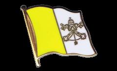 Pin's (épinglette) Drapeau Vatican - 2 x 2 cm