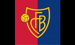 Drapeau FC Basel - 150 x 150 cm
