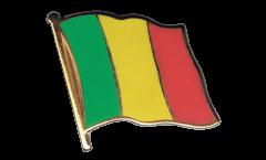 Pin's (épinglette) Drapeau Mali - 2 x 2 cm